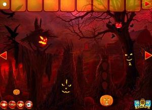 Jouer à WOW Halloween escape 2016