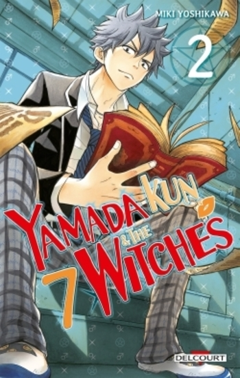 Yamada kun & the 7 witches - Tome 02 - Miki Yoshikawa