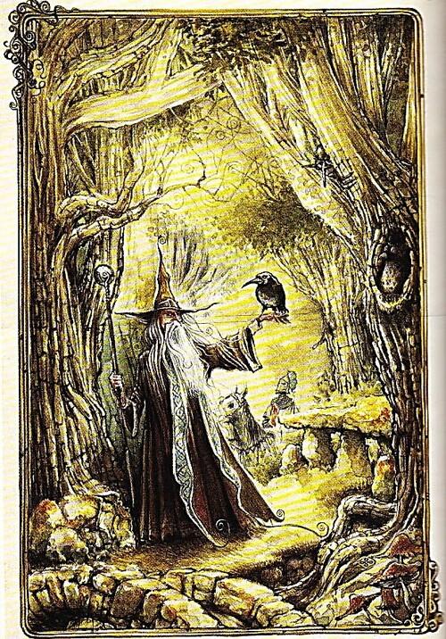 Myrddin dit « Merlin l'Enchanteur »