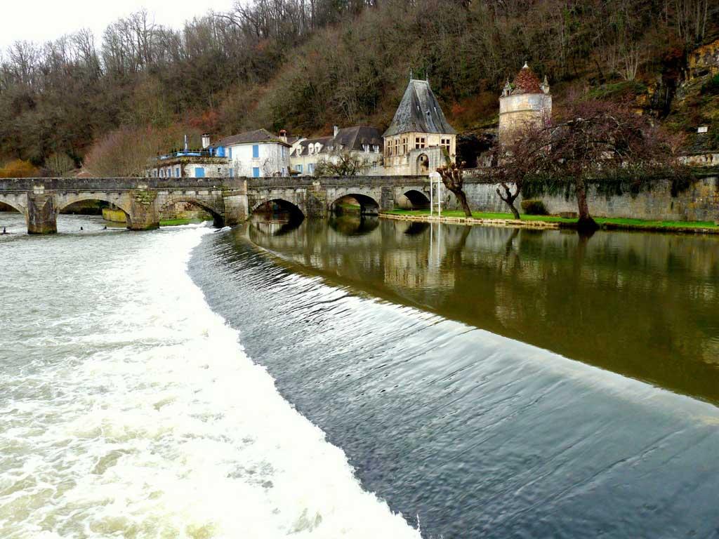 Brantôme - Dordogne (6) - La petite Venise du Périgord - Un des plus beaux villages de France