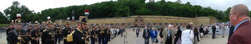 ** Cérémonies du 75e anniversaire de l'Appel du 18 Juin 1940 à Paris