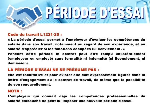 Le processus de formation du contrat de travail