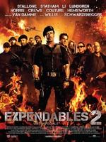 Expendables 2 : Unité spéciale affiche