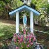 Tartane - Petit oratoire dédié à la Vierge (derrière l'église) - Photo : Edgar