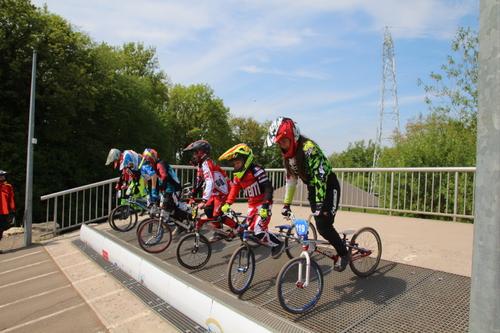28 avril 2018 entrainement BMX Mandeure