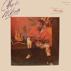 Chris Mba - Hope - Complete LP