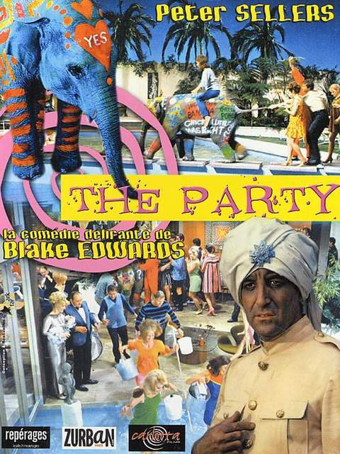 Henry Mancini - The Party