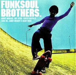 V.A. - Funk Soul Brothers - Complete CD