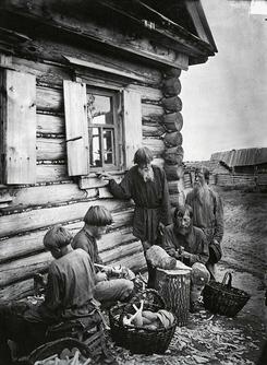 V comme Vieux Métiers Russes