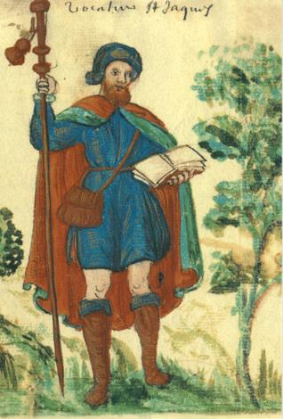 Jacques le Majeur (25 juillet)