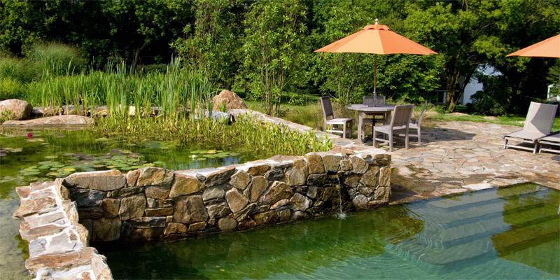 merveilleux Une piscine naturelle?