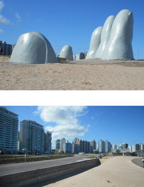 Uruguay: la côte