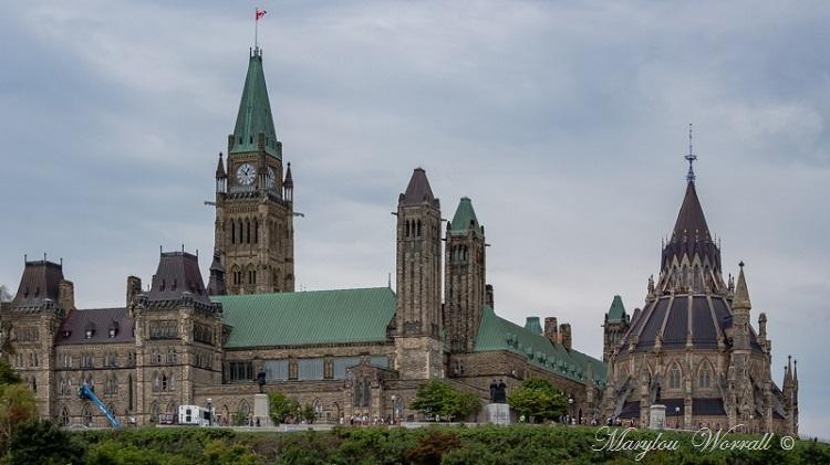 Province de l'Ontario : Ottawa le Parlement