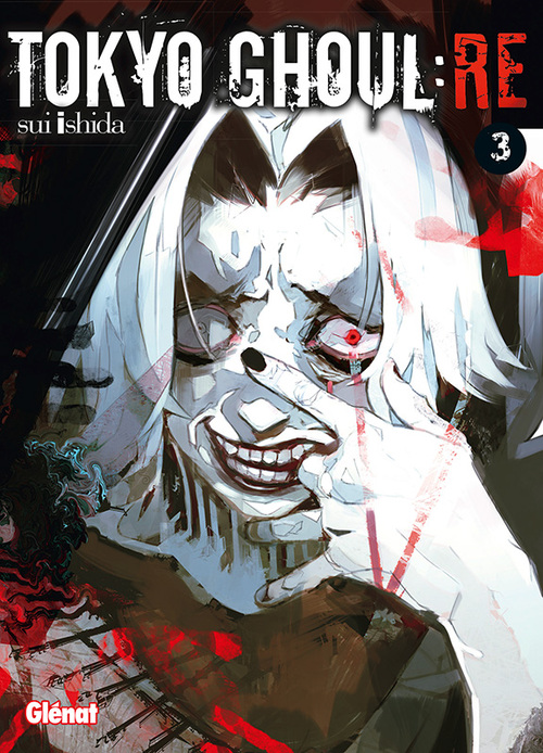 Tokyo ghoul : re - Tome 03 - Sui Ishida
