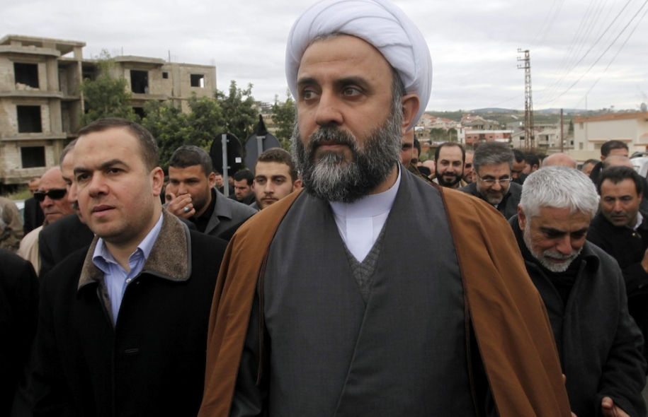 Haut dirigeant du hezbollah défendant l'intervention en syrie