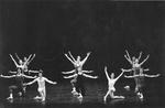 """Ghislain de Compreignac, dans """"Danses Concertantes"""" de Félix Blaska - cours de danse classique à Paris"""