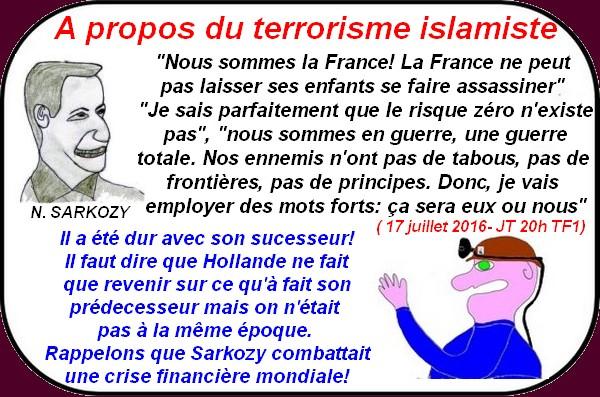 Les imams français s'aperçoivent que c'est à eux de régler le problème du terrorisme?