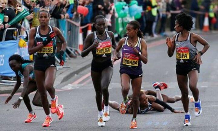 Résultats Femmes Marathon de Londres