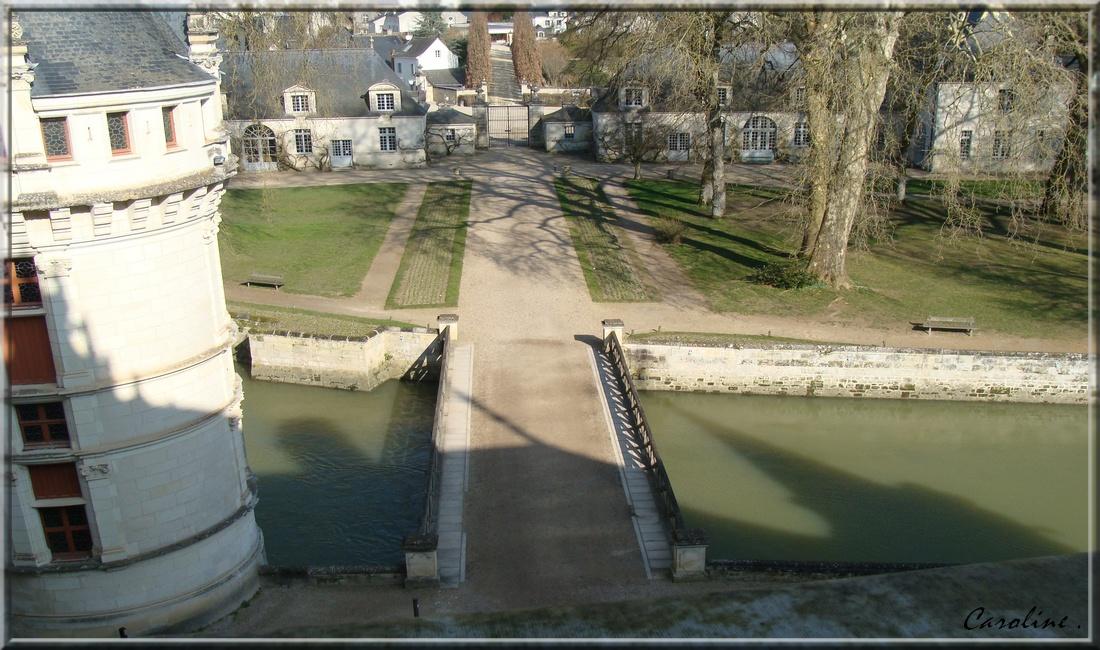 Un château sur la Loire ...