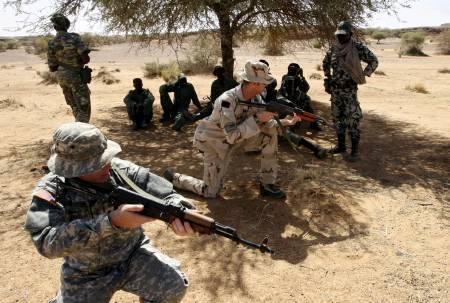 Algérie-Mali: Essai d'une leçon militaire américaine