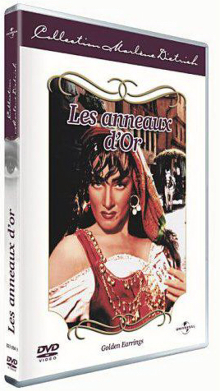 Les Anneaux d'or en DVD