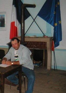 Adieu Jacky ! Ancien maire délégué de Quitteur - 2001 à 2007