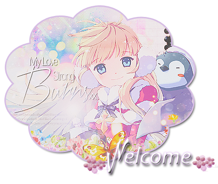 Welcome ║。◕‿◕ 。║
