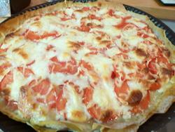 Tarte filo thon & tomates