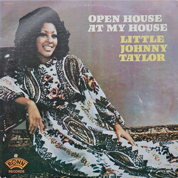 Little Johnny Taylor - Open House To My House - Complete LP