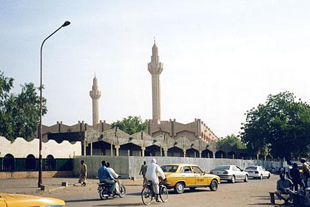 Blog de lisezmoi : Hello! Bienvenue sur mon blog!, Le Tchad : Ndjamena