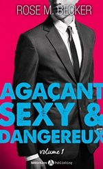 Agaçant, sexy et dangereux -  Rose M. Becker