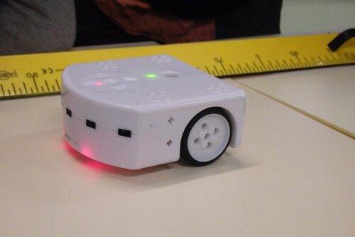 Le robot Thymio