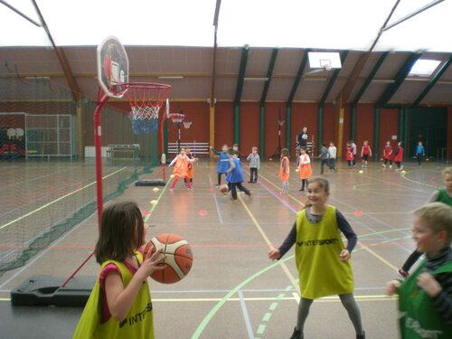 Basket école
