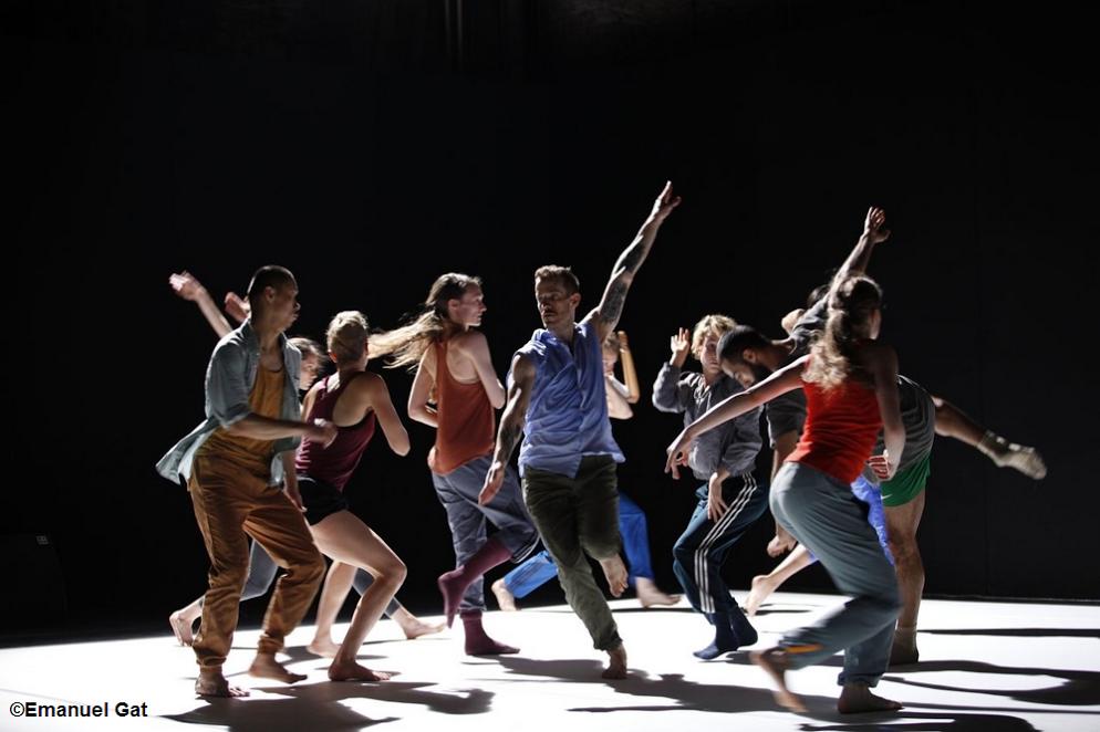 électro Danse et électro avec Sunny au Grand Théâtre de Provence