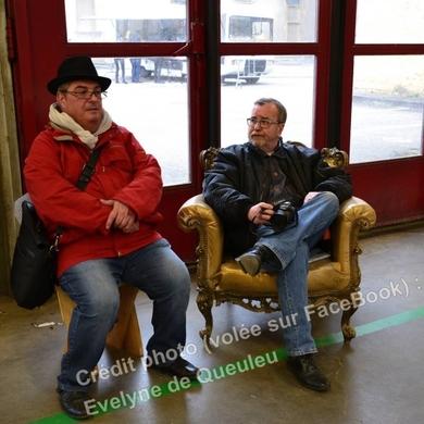 Metz / Parcours d'Artistes 2015 parcours d'amis...