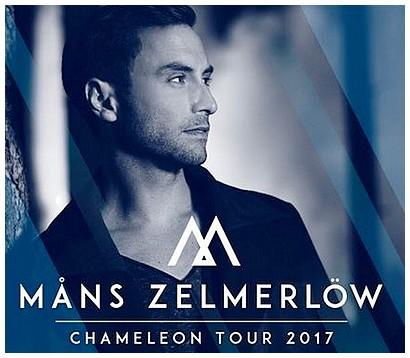MANS ZELMERLOW - CHAMELEON TOUR
