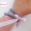 Bracelet coeur 1-1