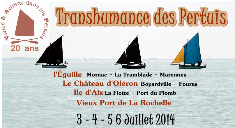 Transhumance des Pertuis 3 au 6 juielle 2014