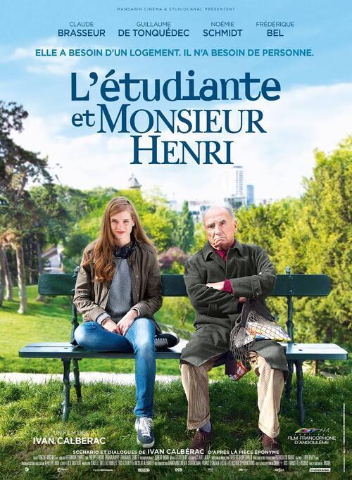 L'étudiante et M. Henry
