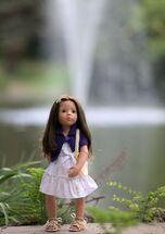 Petite robe ...