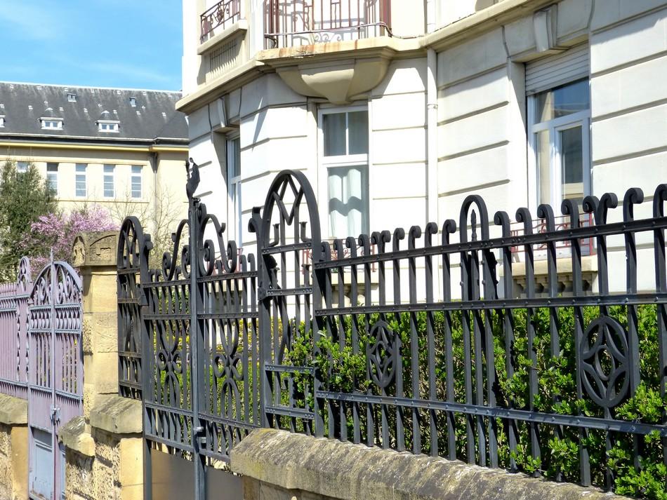 Une très belle ville de France, Metz en Lorraine