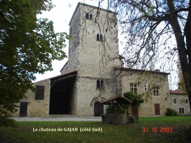 Chateau de GAJAN - Lannepax