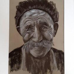 Portrait homme (2) Sylvie Marin-Durand