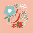 Calendrier de l'Avent メリークリスマス