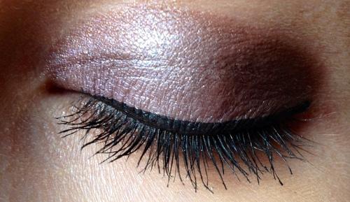 Le look du jour pour un maquillage automnal