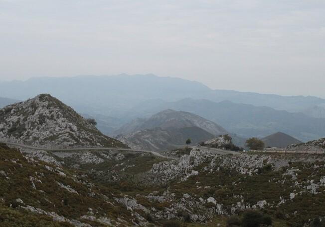 5 Sur la route du lac de Covadonga (35)