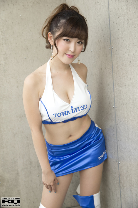 WEB Gravure : ( [RQ-STAR] - | 2015.07.16 Race Queen Costume/RQコスチューム No.1035 | Sara Oshino/忍野さら )