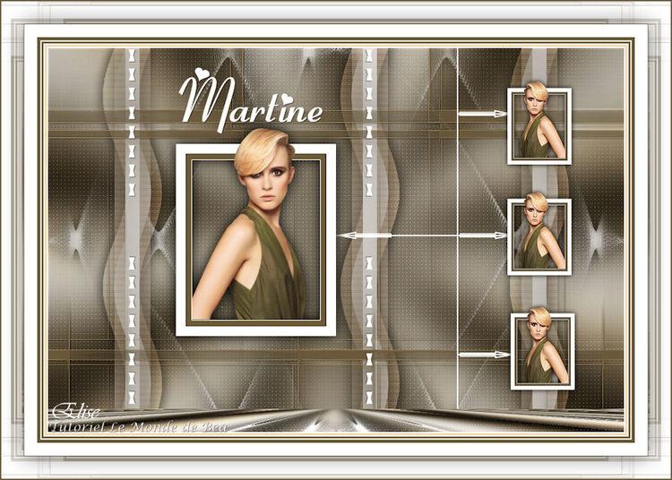 Martine de Le monde de Béa