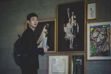 Parasite : Photo Woo-sik Choi