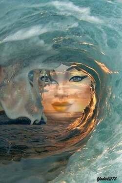 Portrait 1 : Le visage de la mer